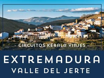 Viajes Extremadura 2019: Circuito Extremadura, Valle del Jerte  Semana Santa 2019