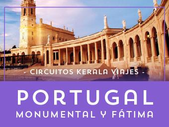 Viajes Portugal 2019-2020: Tour Portugal Monumental