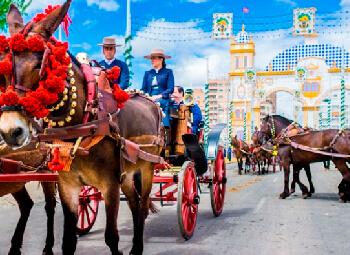 Viajes Andalucía 2019: Viaje a la Feria de Sevilla 2019