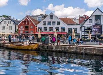 Viajes Noruega 2019-2020: Tour Fiordos Fascinantes para Mayores de 55 años