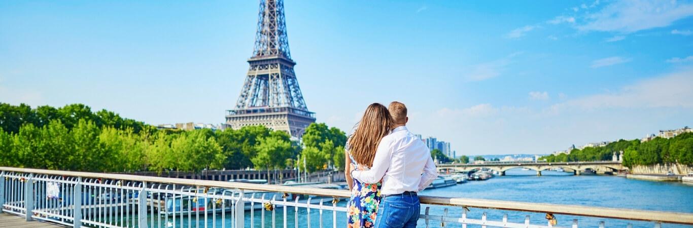Viajes de Novios por Francia