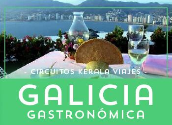 Viajes Galicia 2019: Circuito Galicia Gastronómica