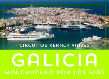 Viajes Galicia 2019: Galicia: Minicrucero por las Rías 2019