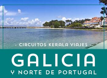Viajes Galicia y Portugal 2019: Circuito Galicia Y Norte De Portugal