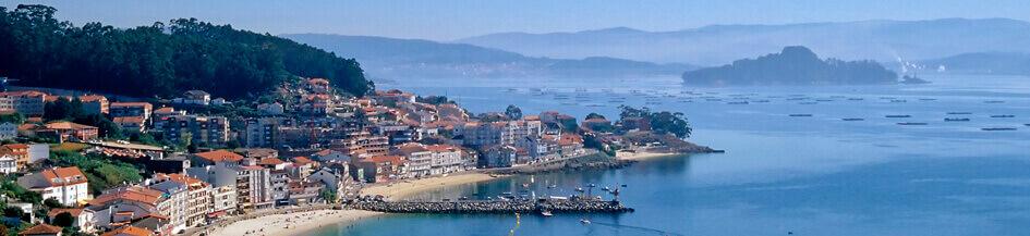 Galicia Rías Bajas en Semana Santa
