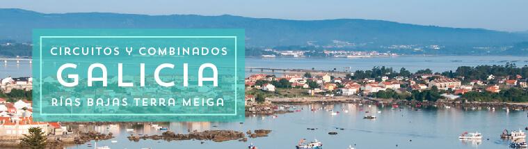 Circuito Galicia Rias Bajas Terra Meiga