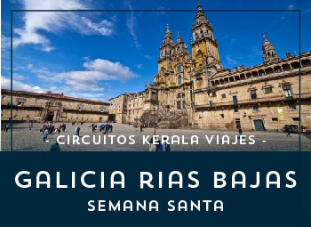 Viajes Galicia 2017: Viaja a Galicia Rías Baixas Semana Santa 2018