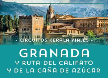 Viajes Andalucía 2019: Tour Granada Ruta del Califato