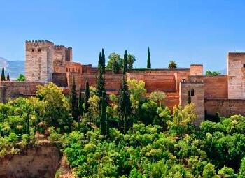 Viajes Andalucía 2019-2020: Granada, el legado Nazarí Puente de Diciembre en AVE