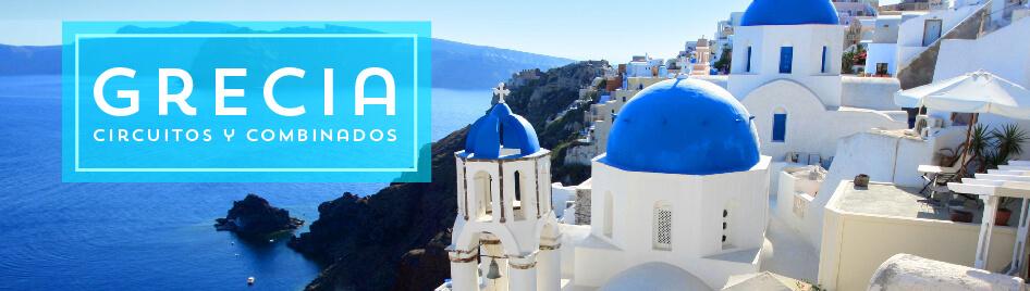Viajes organizados por Grecia