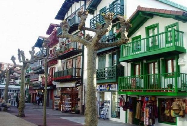 Biarritz Sin Almuerzo
