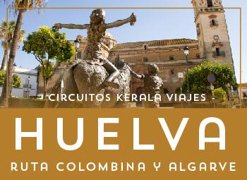 Viajes Andalucía 2019: Circuito Huelva, Ruta Colombina y Algarve