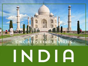 Circuitos por la India