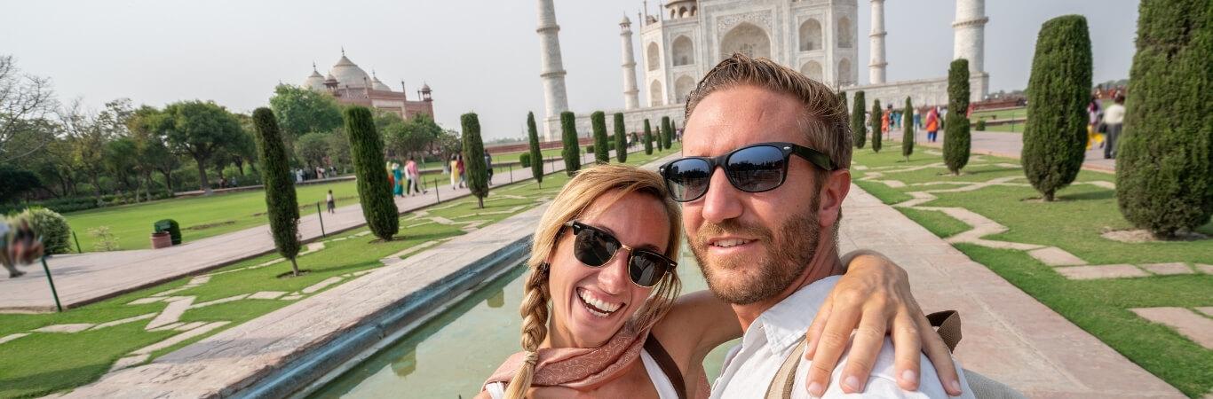Viajes de Novios por India