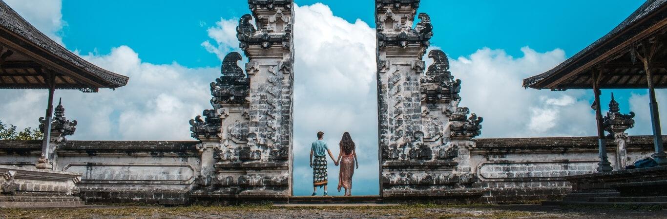 Viajes de novios Indonesia