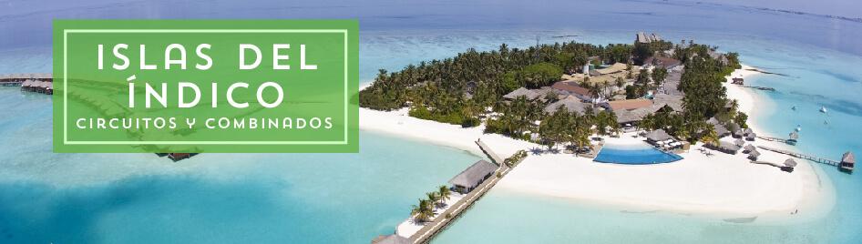 Circuitos por las Islas del Índico  2020