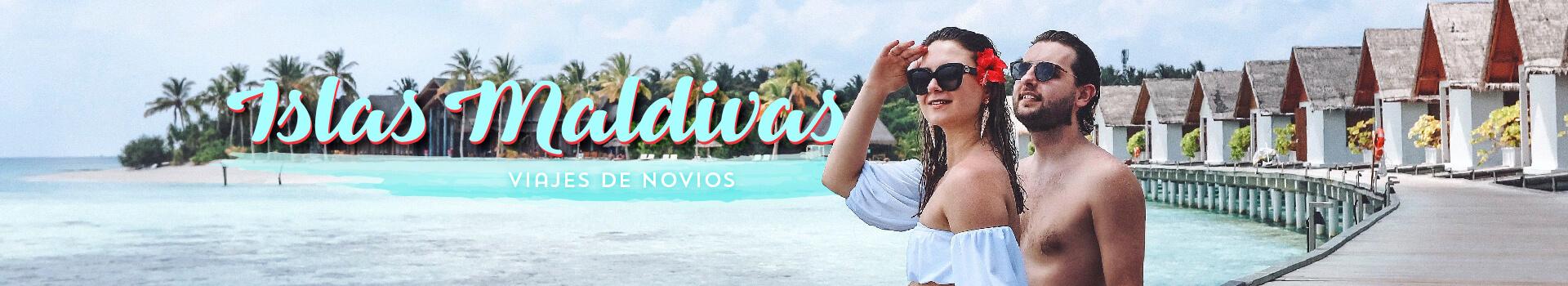 Viajes de novios Maldivas 2020