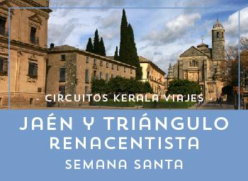 Viajes Andalucía 2017: Jaén y Triángulo Renacentista Semana Santa 2018