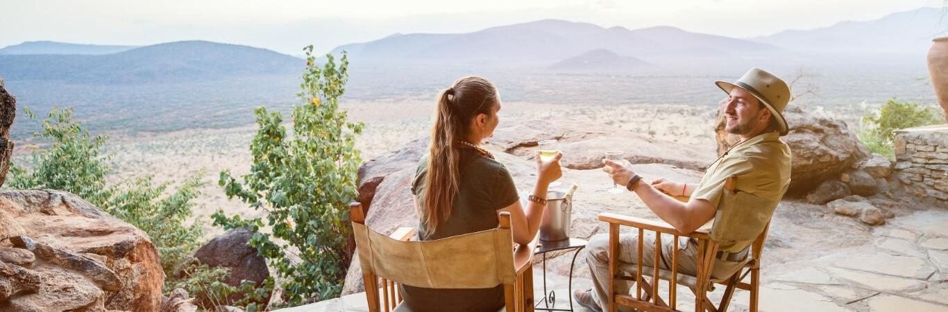 Viajes de novios por Kenia