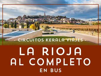 Viajes La Rioja 2017: Circuito La Rioja al Completo 6 días