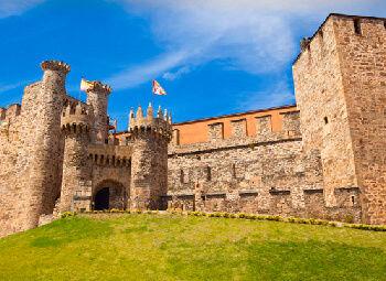 Viajes Castilla León 2019-2020: León, Ponferrada y el Bierzo Puente 1° Mayo 2020
