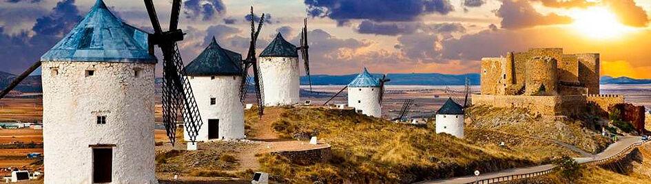 Circuito Toledo y la Ruta del Quijote