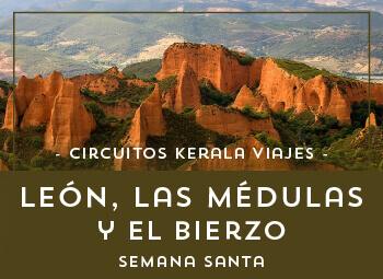 Viajes Castilla León 2017: León, Las Médulas y el Bierzo Semana Santa 2018