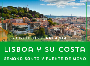 Viajes Portugal 2017: Lisboa y su Costa Desde Valencia