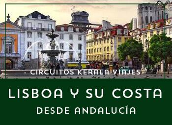 Viajes Portugal 2017: Lisboa y su Costa Desde Andalucía