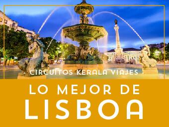 Viajes Portugal 2017: Circuito Lo mejor de Lisboa - Verano 2018