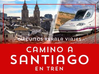 Viajes Castilla León 2019:  Circuito Camino a Santiago en Tren