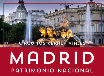 Viajes Madrid 2018-2019: Circuito de Madrid Patrimonio Nacional