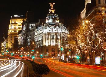 Viajes Madrid 2019-2020: Tour Madrid Luces de Navidad Puente Inmaculada
