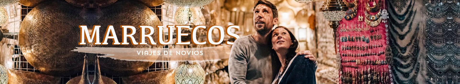 Viajes de novios a Marruecos