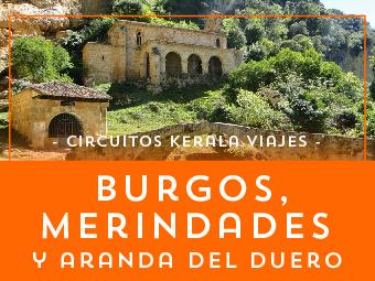 Viajes Castilla León 2019: Circuito Burgos, las Merindades y Aranda del Duero