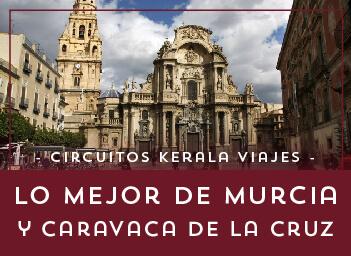 Viajes Región de Murcia 2019: Tour Lo Mejor de Murcia y Caravaca de la  Cruz 2019