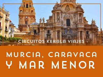 Viajes Región de Murcia 2019: Murcia, Caravaca y Mar Menor, Tesoro del Mediterráneo