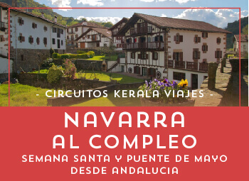 Viajes Navarra 2017: Viaja a Navarra Desde Andalucía