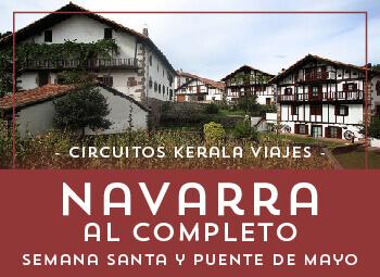 Viajes Navarra 2017: Circuito en Navarra Desde Valencia