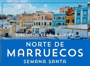 Viajes Marruecos 2019-2020: Circuito Lo Mejor del Norte de Marruecos Semana Santa 2020