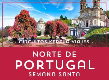 Viajes Portugal 2018-2019: Norte de Portugal Semana Santa 2019