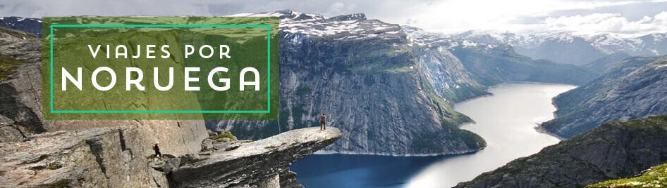 Circuitos por Noruega baratos 2019