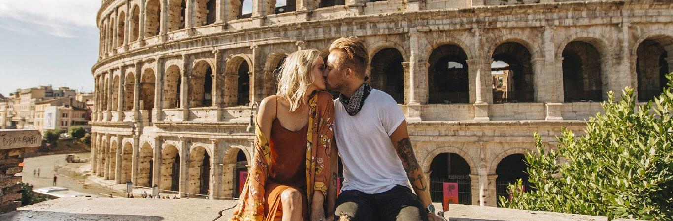 Viajes de novios por Italia