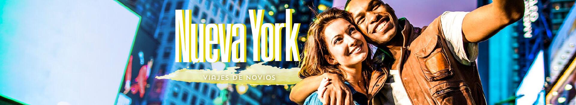 Viajes de Novios por Nueva York