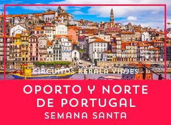 Viajes Portugal 2019-2020: Oporto y Norte de Portugal  Semana Santa 2020