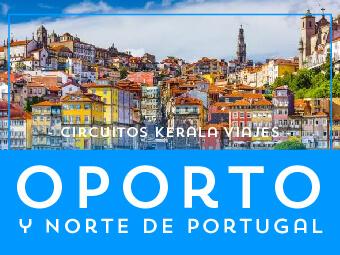 Viajes Portugal 2019-2020: Circuito Oporto y Norte de Portugal