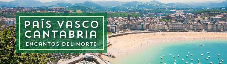 Circuito Cantabria y País Vasco Encantos del Norte