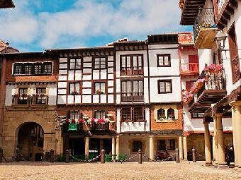 País vasco y Cantabria