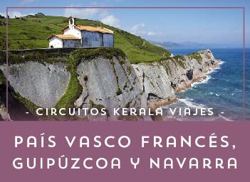 Viajes País Vasco y Navarra 2019-2020: Tour País Vasco Francés, Guipúzcoa y Navarra