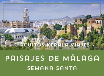 Viajes Andalucía 2017: Paisajes de Málaga Semana Santa 2018